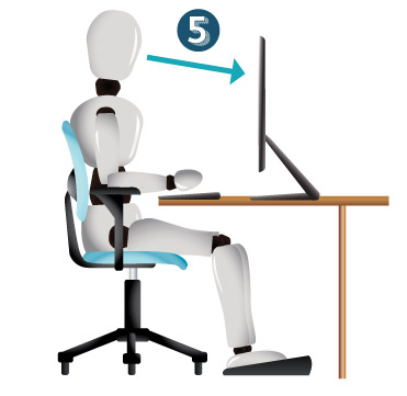 How to Adjust Office Chair Step 5